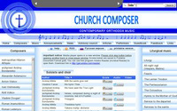 Church composer